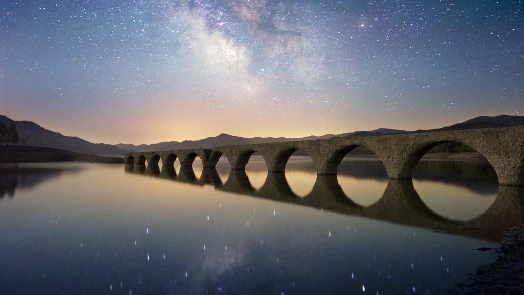 2013タウシュベツ橋梁2015改新