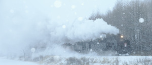 SL冬の湿原号 表紙